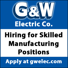 G-W Electric is Hiring